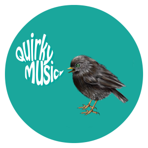 Quirky Music Logo