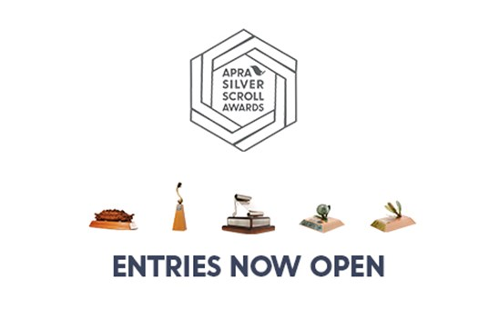 ENTRIES ARE OPEN FOR THE 2017 APRA SILVER SCROLL AWARDS